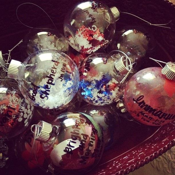Christmas 2012: Advent Calendar