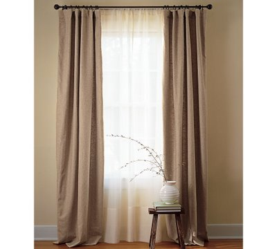 Curtains On The Cheap A Project At A Time