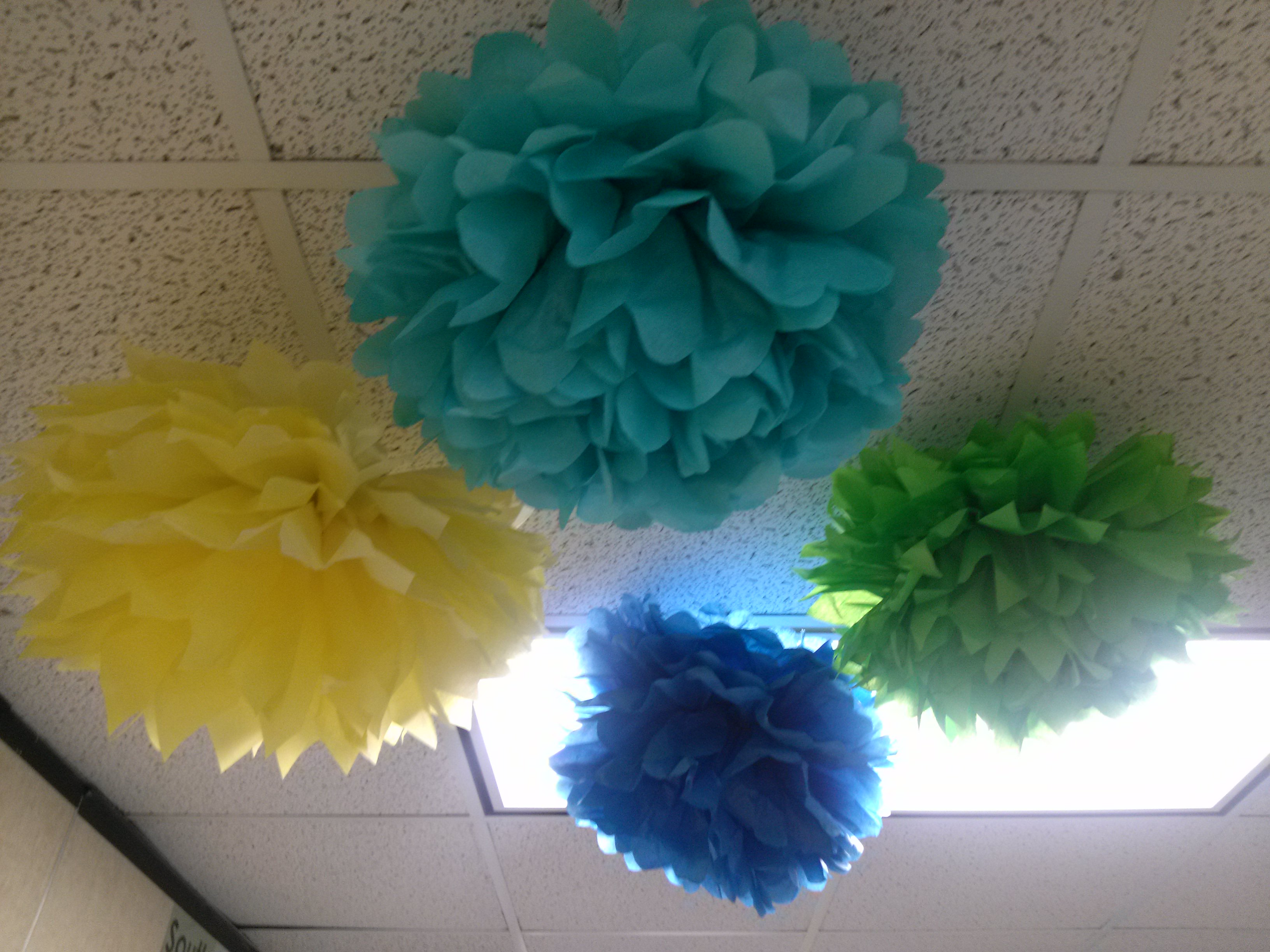 Classroom Decoration Idea ~ July a project at time
