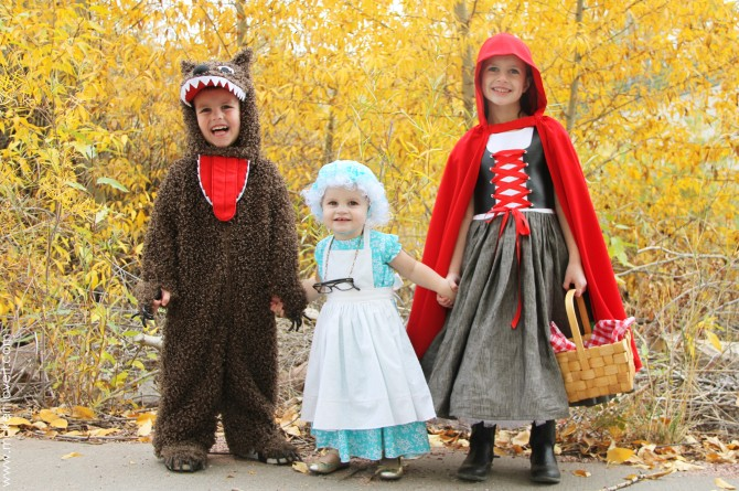 Creative Collections: Children's Halloween Costumes | a project at ...