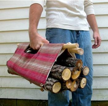 firewood-tote