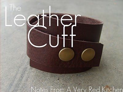 The Leather Cuff (title picture PLAIN)