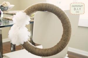 DIY_do_it_yourself_wreath_project_cottage_beach_decor_door_wreath_tweed_jute_wreath