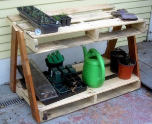 palletpottingbench
